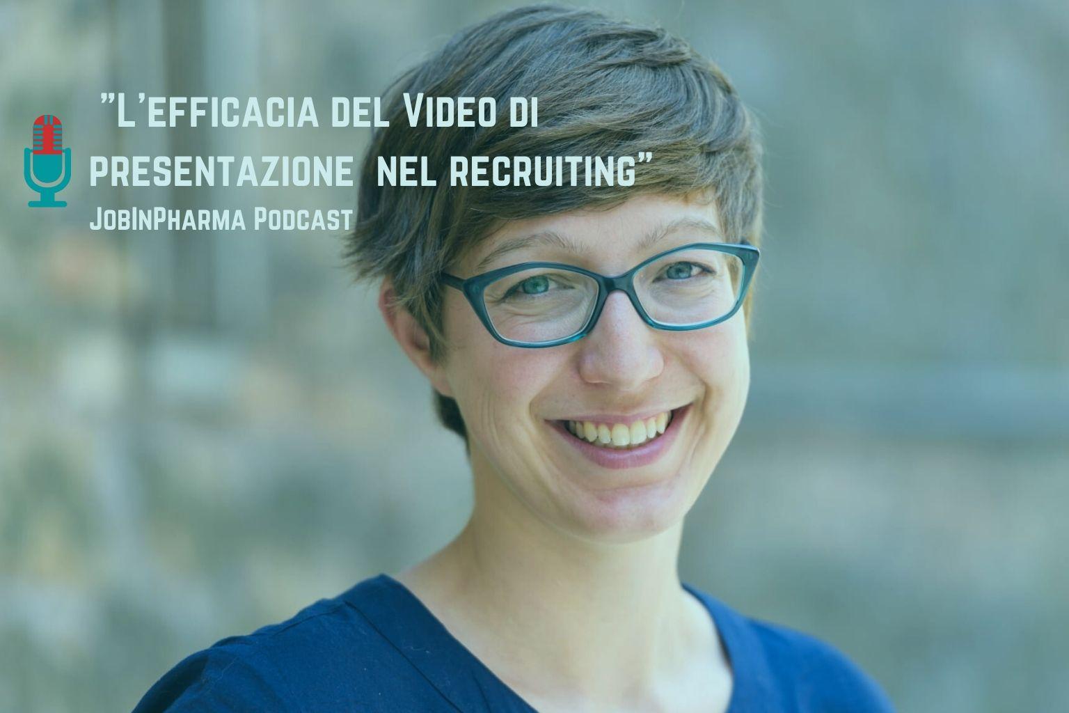 diane muller jobinpharma - job in pharma - esserre pharma - cv recuiting video